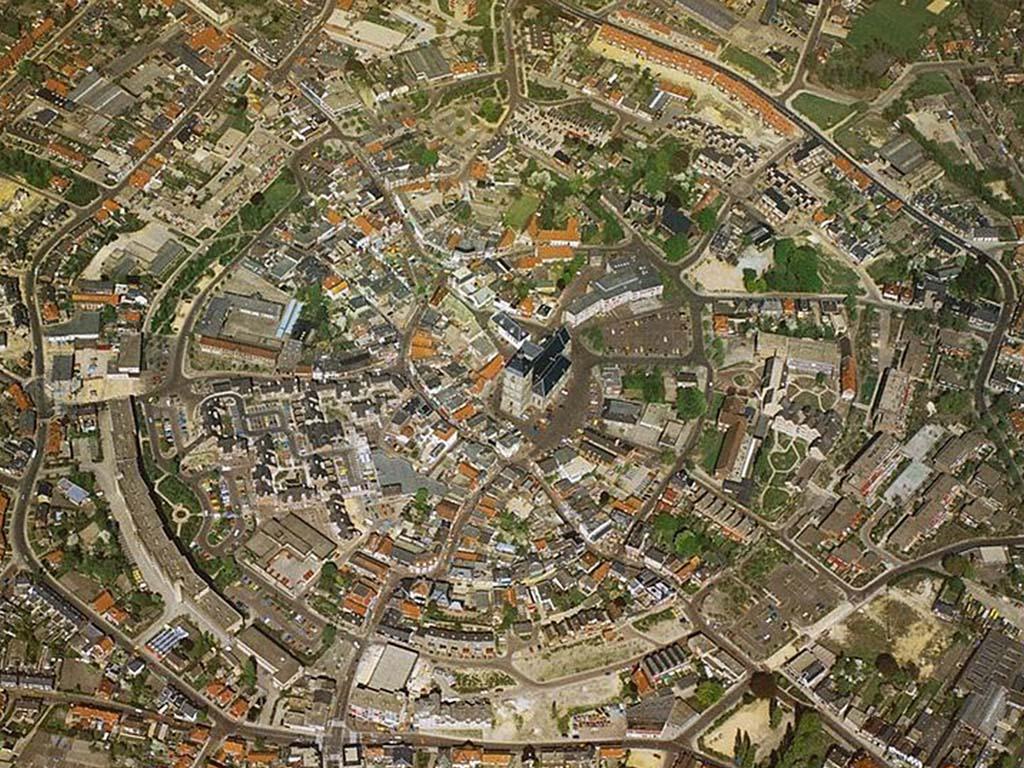 Oldenzaal-luchtfoto